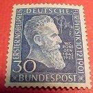German Scott's #686 A137 W.K.Roentgen Dec.10,1951