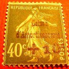 France B39 SP22 Mint/Never hinged/Original Gum Oct 1931
