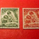 "German Scott's Set #9NB6-9NB7 SP4 "" Stamp Day"" Oct.7,1951"