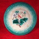 Antique Large Villeroy & Boch Art Nouveau Majolica Platter C. 1883