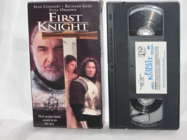 First Knight (VHS, 1995, Closed Captioned)