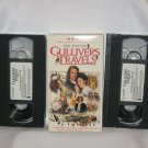 Gulliver's Travels (VHS, 1996, 2-Tape Set)