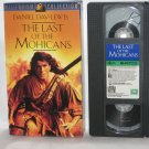 The Last of the Mohicans (VHS, 1993)