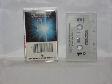 A Christmas Album by Barbra Streisand (Cassette, Sep-2001, Columbia (USA))