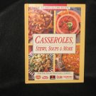 Casseroles Stews Soups and More by Publications International Ltd.