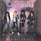 Night Songs by Cinderella (Cassette, Oct-1990, Mercury)