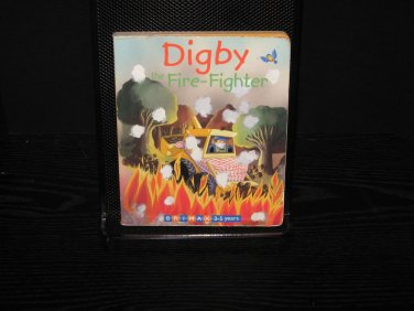 DIGBY THE FIRE FIGHTER