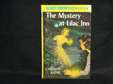The Mystery at Lilac Inn Vol. 4 by Carolyn Keene (1930, Hardcover)