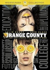 Orange County (DVD, 2002, Sensormatic)