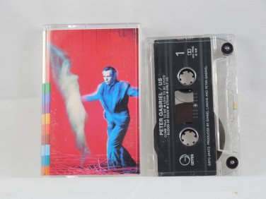 Us [Remaster] by Peter Gabriel (Cassette, May-2002, Geffen)