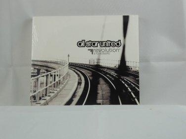 Revolution by All-Star United (CD, Nov-2002, Furious Records)