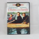 It Runs in the Family (DVD, 2003)