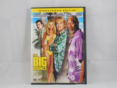 The Big Bounce (DVD, 2004, Widescreen)