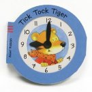 Tick Tock Tiger by Annet Rudolph (2003, Board Book)
