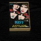 ASYLUM BY KISS CASSETTE 1985 MERCURY