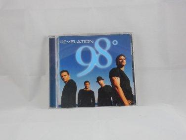 REVELATION BY 98 DEGREES CD