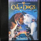 Cats & Dogs (DVD, 2001, Full Frame Version)