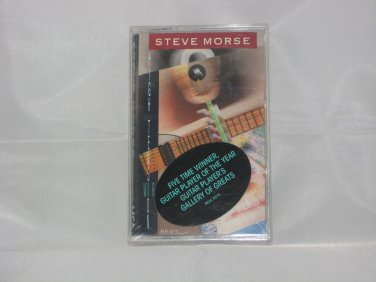 High Tension Wires by Steve Morse (Cassette, May-1989, MCA (USA))