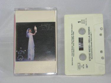 Bella Donna by Stevie Nicks Cassette Complete