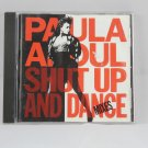Shut Up and Dance: Dance Mixes by Paula Abdul (CD, May-1990, Virgin)