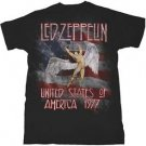 Led Zeppelin Men's America 1977 T-Shirt