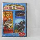 The Amazing Zorro/ Treasure Island (DVD, 2005)