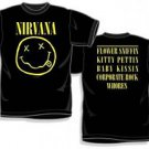 Nirvana Smile T-Shirt
