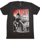 Bob Marley Catch a Fire Stage T-Shirt