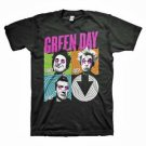Green Day Spiral Four T-Shirt