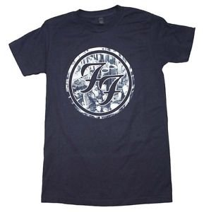Foo Fighters City Circle Logo T-Shirt