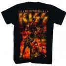 KISS Hotter than Hell T-Shirt