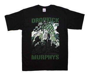 Dropkick Murphys Piper Invasion T-Shirt