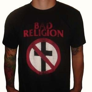 Bad Religion Distressed Crossbuster T-Shirt