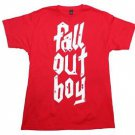 Fall Out Boy Metal Stack Soft T-Shirt