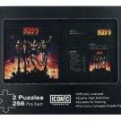 KISS Destroyer Dual Puzzle Pack (2 Puzzles)