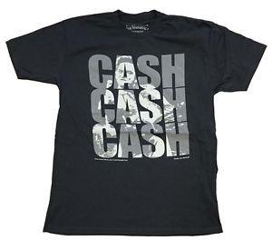 Johnny Cash Triple Cash T-Shirt