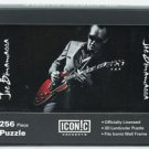 Joe Bonamassa Red Guitar 3D Puzzle