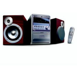Philips Mcd515 Mcd515/37 DVD Mp3 CD Micro Home Theater Stereo Audio Shelf System