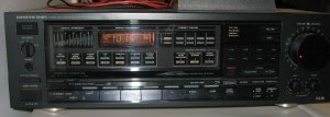 Onkyo Integra Stereo Receiver Tuner Amplifier TX-88