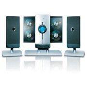 4 CD and MP3 CD Vertical Loading Hi-Fi System