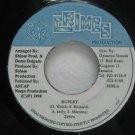"ZEBRA jamaica 45 RUPERT 7"" Reggae CRIMES-PRODUCTION"