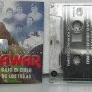 YAWAR peru cassette BAJO EL CIELO DE LOS INKAS Rock SPANISH PRINT IEMPSA excelle