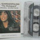 WHITNEY HOUSTON peru cassette EL GUARDAESPALDAS Pop ARISTA