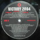 """VICTORY 2004 usa 12"""" S/T SELF SAME UNTITLED Dj WHITE JACKET PRIVATE"""