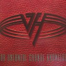 """VAN HALEN usa display FOR UNLAWFUL CARNAL KNOWLEDGE Rock 12"""" X 12"""" DOUBLE-SIDED"""