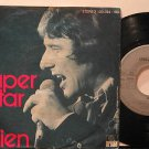 """UDO JURGENS germany 45 SUPER STAR 7"""" Vocal PICTURE SLEEVE ARIOLA"""