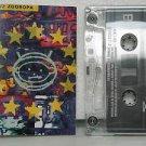 U2 peru cassette ZOOROPA Rock SPANISH PRINT ISLAND excellent