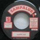 "TRAFFIC JAM jamaica 45 S/T SELF SAME UNTITLED 7"" Reggae SAMPALUE"