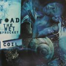"""TOAD THE WET SPROCKET usa display COIL 12"""" X 12"""" DOUBLE-SIDED POSTER. THIS IS NO"""