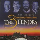 "TENORS usa display IN CONCERT 1994 Classical 12"" X 12"" DOUBLE-SIDED POSTER."